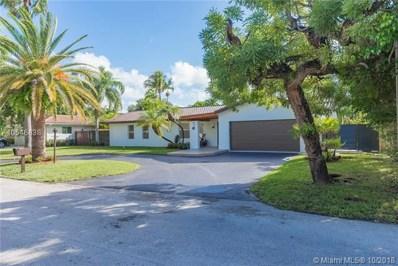 5721 SW 59th Ave, South Miami, FL 33143 - MLS#: A10546838