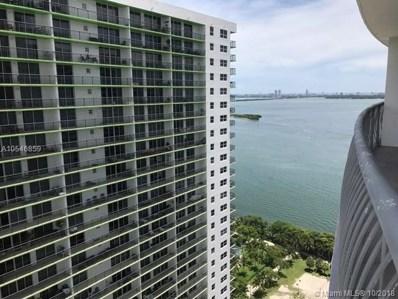1750 N Bayshore Dr UNIT 3311, Miami, FL 33132 - MLS#: A10546859