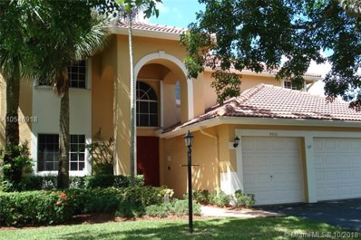 5408 NW 109th Ln, Coral Springs, FL 33076 - MLS#: A10546918