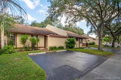 1654 NW 96th Ave UNIT 0, Pembroke Pines, FL 33024 - MLS#: A10547155