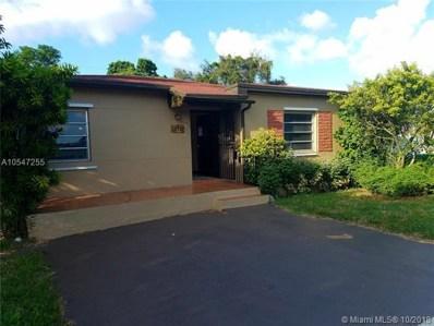 771 Nw 47 St, Miami, FL 33127 - MLS#: A10547255