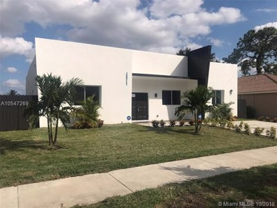 16031 NW 38th Ct, Miami Gardens, FL 33054 - MLS#: A10547269