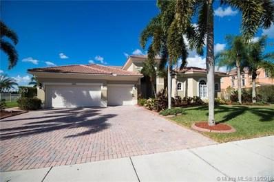 15797 SW 20th Street, Davie, FL 33326 - MLS#: A10547363
