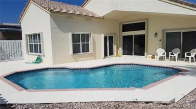1013 Cedar Falls Dr, Weston, FL 33327 - MLS#: A10547371
