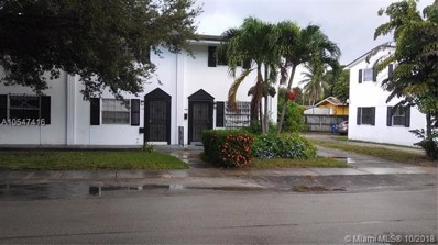 1601 NW 81st St UNIT 1601, Miami, FL 33147 - MLS#: A10547416