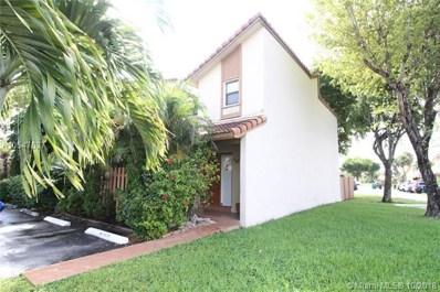 13488 SW 12 Ln UNIT 13488, Miami, FL 33184 - MLS#: A10547537