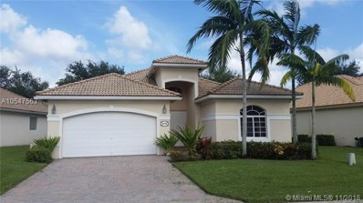 8719 S San Andros, West Palm Beach, FL 33411 - MLS#: A10547563