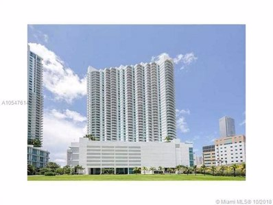 350 S Miami Ave UNIT 3307, Miami, FL 33130 - #: A10547614
