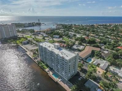 2611 N Riverside Dr UNIT 606, Pompano Beach, FL 33062 - MLS#: A10547754