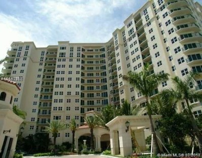 19900 E Country Club Dr UNIT 807, Aventura, FL 33180 - MLS#: A10547788