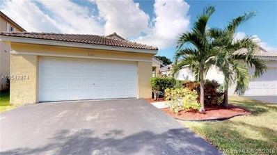 4357 Pine Ridge Ct, Weston, FL 33331 - MLS#: A10547874