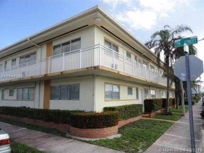350 75th St UNIT 204, Miami Beach, FL 33141 - MLS#: A10548006