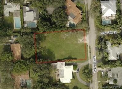 7810 SW 58th Ave, South Miami, FL 33143 - MLS#: A10548021