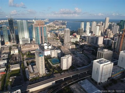 800 N Miami Ave UNIT E-1008, Miami, FL 33136 - MLS#: A10548070