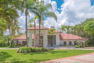 12400 SW 67th Ave, Pinecrest, FL 33156 - #: A10548071