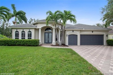 4203 W Lake Estates Dr, Davie, FL 33328 - MLS#: A10548419