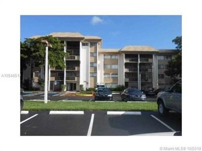 711 N Pine Island Rd UNIT 209, Plantation, FL 33324 - MLS#: A10548519