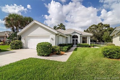 7488 SE Waxberry Cir, Hobe Sound, FL 33455 - #: A10548523