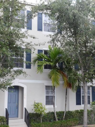 775 N St UNIT 775, West Palm Beach, FL 33401 - MLS#: A10548648