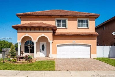 15697 SW 18th St, Miami, FL 33185 - #: A10548918