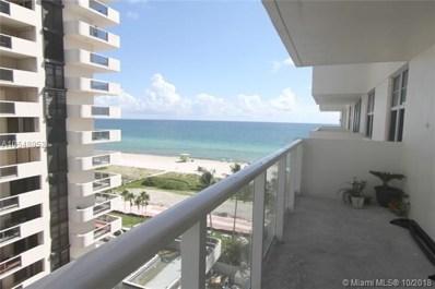 5701 Collins Ave UNIT 917, Miami Beach, FL 33140 - #: A10548952