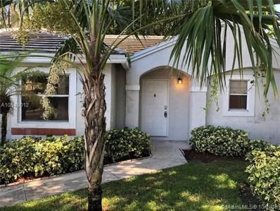 9914 NW 2nd St, Plantation, FL 33324 - MLS#: A10549012