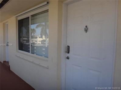 940 NE 170th St UNIT 208, North Miami Beach, FL 33162 - MLS#: A10549196