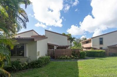 11514 SW 109th Rd UNIT 37Y, Miami, FL 33176 - MLS#: A10549370