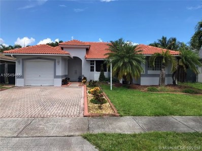 18301 SW 149th Ct, Miami, FL 33187 - #: A10549465