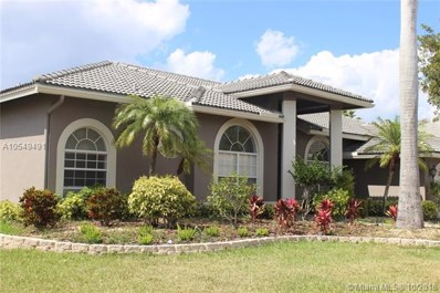 6467 NW 99th Ave, Parkland, FL 33076 - MLS#: A10549491