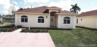 220 NE 16th St, Homestead, FL 33030 - MLS#: A10549506