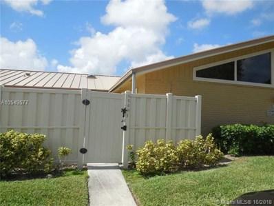 5560 Eagle Lake, Palm Beach Gardens, FL 33410 - #: A10549577
