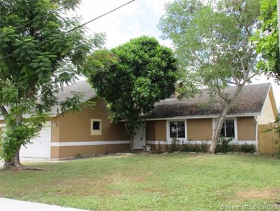 4001 SW 56th Ter, Davie, FL 33314 - MLS#: A10549590