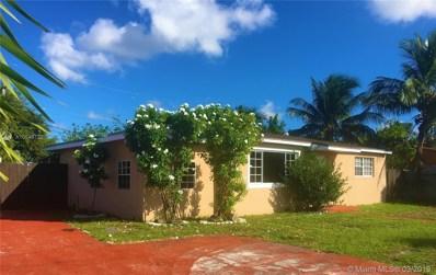 17011 NW 37th Ave, Miami Gardens, FL 33056 - MLS#: A10549722
