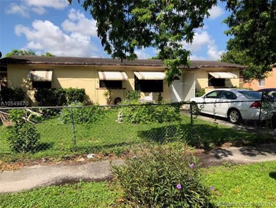 18700 NW 44th Ct, Miami Gardens, FL 33055 - MLS#: A10549870