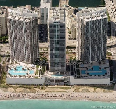 1850 S Ocean Dr UNIT 1205, Hallandale, FL 33009 - MLS#: A10549914