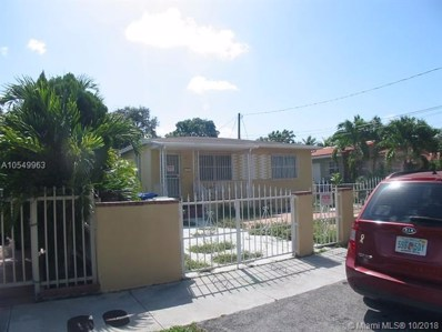 1037 NW 33rd Ave, Miami, FL 33125 - MLS#: A10549963