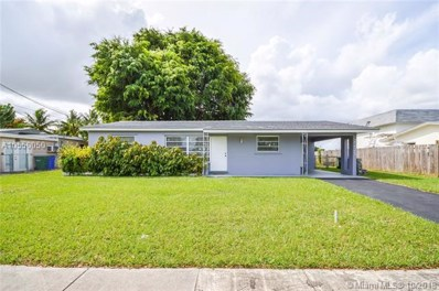 2225 NW 62nd Ter, Margate, FL 33063 - MLS#: A10550050