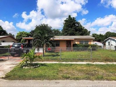 6721 Coolidge St, Hollywood, FL 33024 - MLS#: A10550137