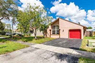 5896 SW 99th Ln, Cooper City, FL 33328 - MLS#: A10550245