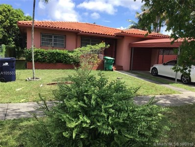 3745 SW 61st Ave, Miami, FL 33155 - MLS#: A10550375