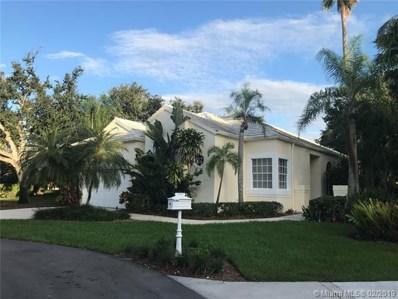 2195 Bay Ct, Weston, FL 33326 - MLS#: A10550439