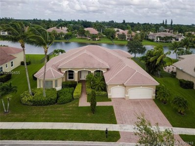 14891 SW 34th St, Davie, FL 33331 - MLS#: A10550455