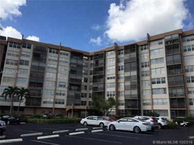 900 Saint Charles Place UNIT 507, Pembroke Pines, FL 33026 - MLS#: A10550514