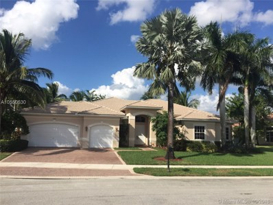 15351 SW 35th St, Davie, FL 33331 - MLS#: A10550530
