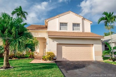18525 NW 22nd Ct, Pembroke Pines, FL 33029 - MLS#: A10550563