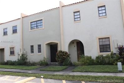 3911 SW 52nd Ave UNIT 7-2, Pembroke Park, FL 33023 - MLS#: A10550629