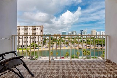 500 Bayview Dr UNIT 727, Sunny Isles Beach, FL 33160 - #: A10550635