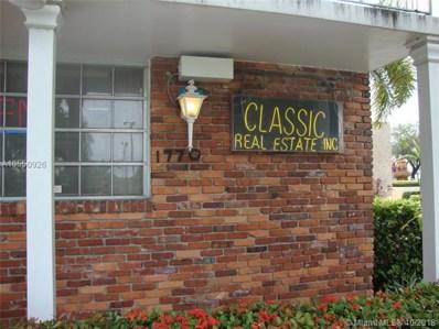 1770 Sans Souci Blvd, North Miami, FL 33181 - MLS#: A10550926