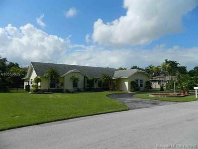 7560 SW 174 Street, Palmetto Bay, FL 33157 - MLS#: A10550929
